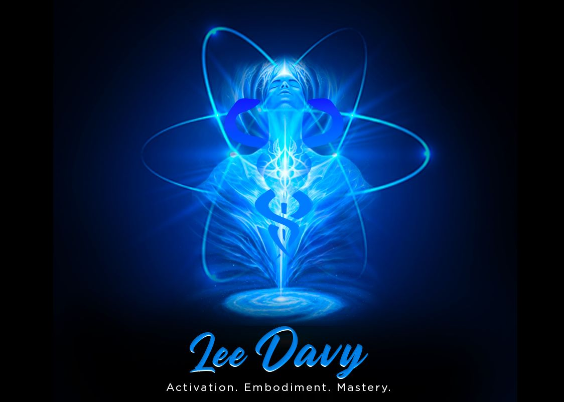Lee Davy: Activation. Embodiment. Mastery.
